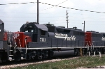 Newly Rebuilt SP GP40-2