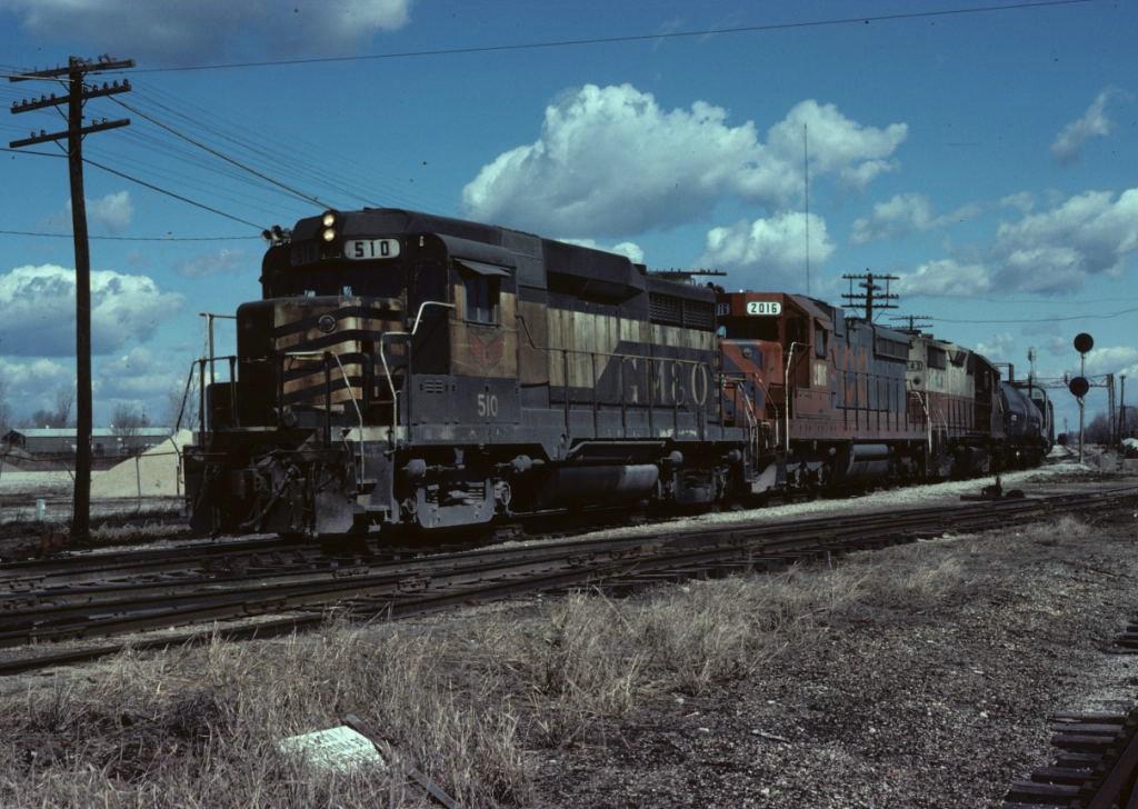 Westbound CK-1