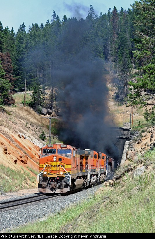 BNSF Grain Loads on MRL