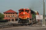 SPOLAU w/BNSF 9346