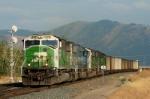 BNSF 9284 West