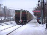 End of Coal train