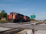 CN 5337 moves from CN 324 in light power at 9:26am
