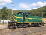 GMRC 405 leads an excursion train at 2:30pm