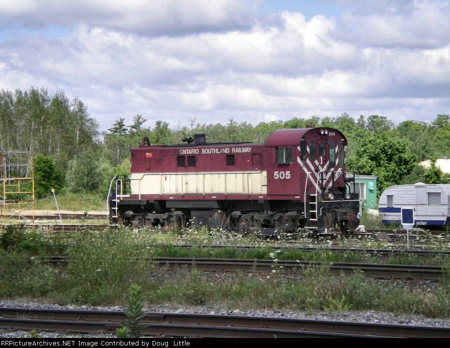 OSRX 505