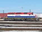 BC Rail 747