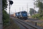 Loaded Rail Train