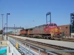 BNSF 642