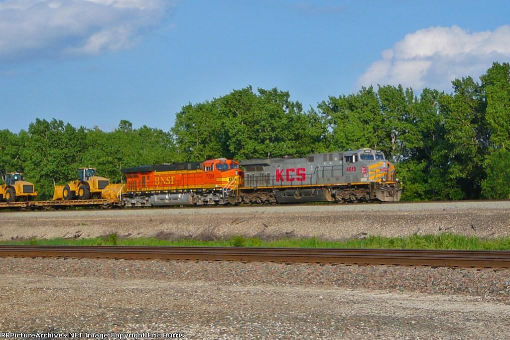 KCS 4615 west
