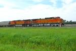BNSF 5299 west