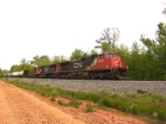 CN 2616 & CN 5724 are rare sightings in Georgia