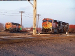 BNSF 2018 and BNSF 7637