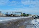 BN 3159 and Conrail 8851