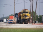 BNSF 2504