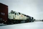 CP Rail 672