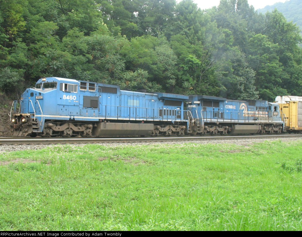 NS 8460 and NS 8205
