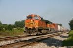 BNSF 5337 leads Q383-10