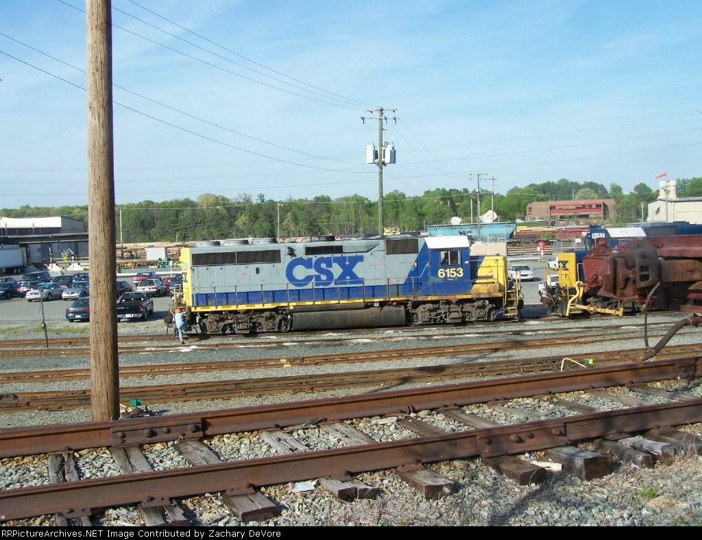 CSX 6153