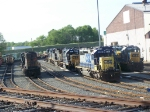 CSX 8251 and Several Others