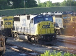 CSX 8781