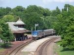 Amtrak 185