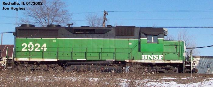 BNSF 2924