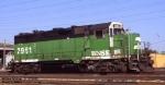 BNSF 2961