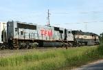 TFM 1603 BNSF 9588