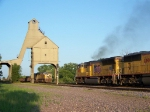 Meet at the coaling tower