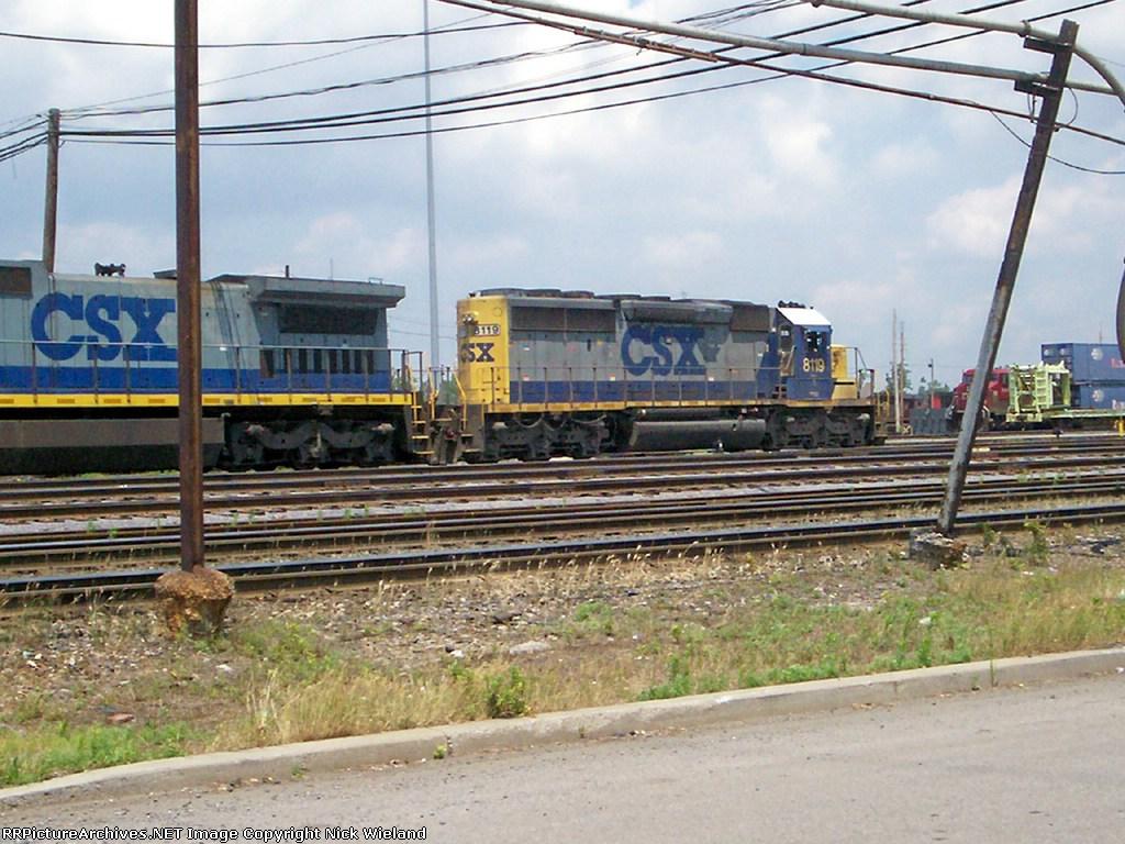 CSX 8119