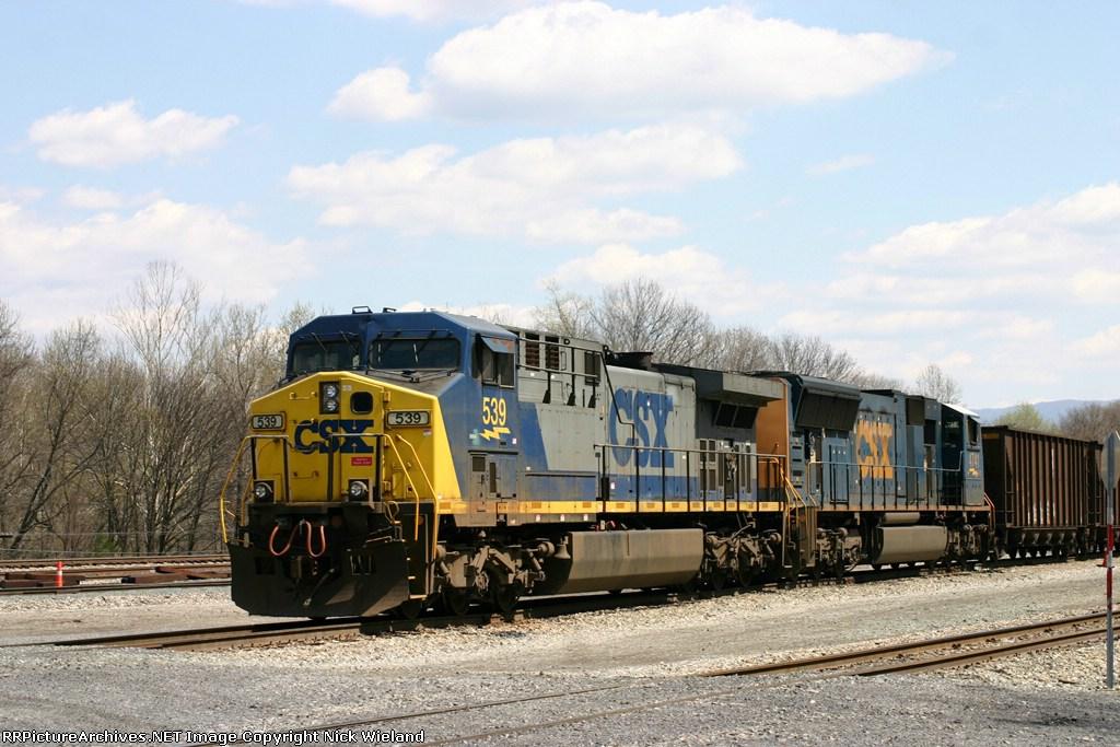 WB Hopper Train