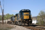 CSX EB Coal Train