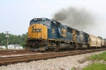CSX EMD Smokin' it up