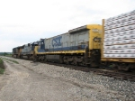 CSX 9303 trailing behind 8559 & 5391