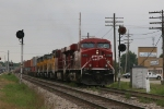 CP 8733 & 8783 leading X500 through the signals at Ivanrest
