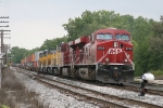 CP 8733 & 8783 rolling X500 through Lamar