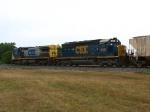 CSX 8141 & 7815