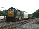 CSX 2578 returning to the yard with Y320