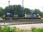 CSX 2578 & 6154