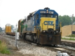 After Q335 cleared Track 2 and the Plaster Creek plant, Q326 starts its trip eastward