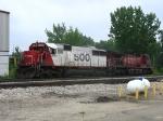 SOO 6022 & CP 9623