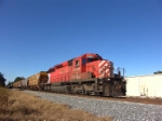 CP 5941 running solo