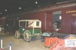 PRR express car and dairy wagon