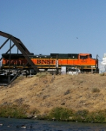BNSF 1047 East