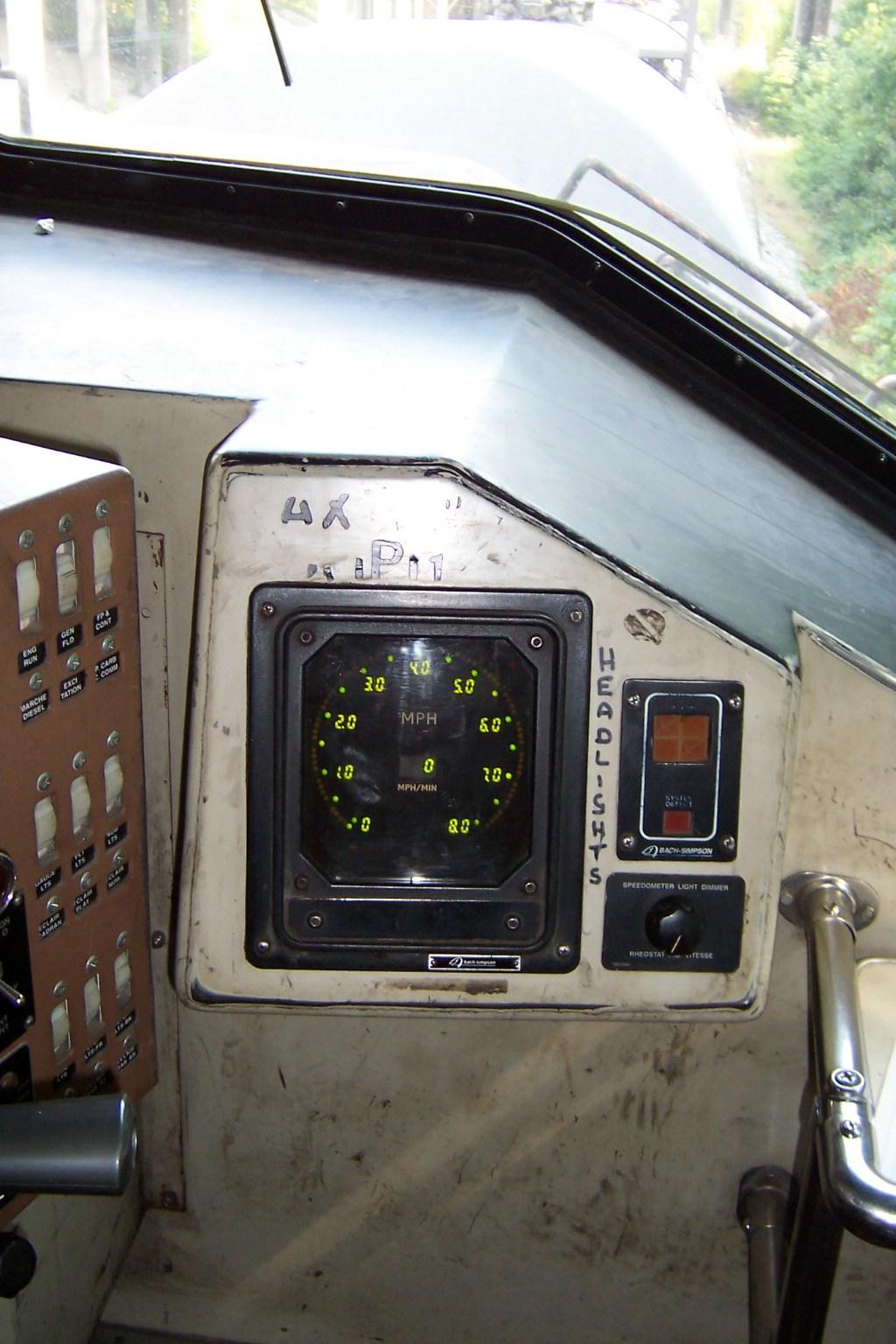 Interesting Speedometer