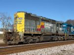CSX 4601 still in use