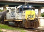 CSX 2514 called up for duty