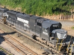 NS 2508 heads across Boylan Junction