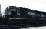 NS 2506 is in a consist of units