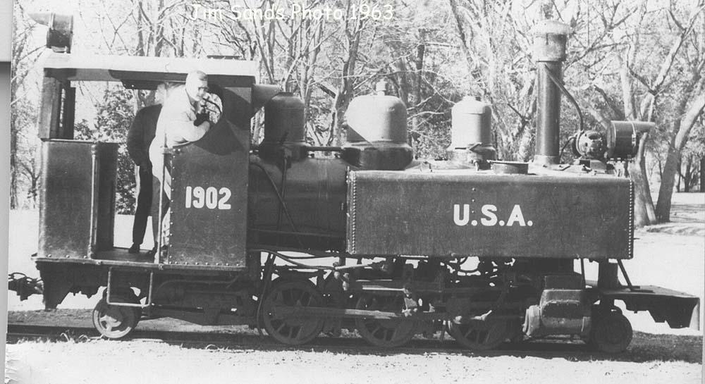 2-6-2 Meter gage 1963